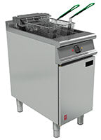 E3865F - Twin Pan, Twin Basket Fryer