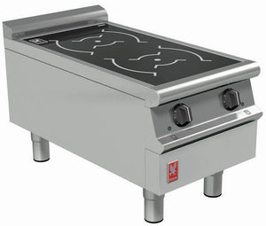 E3901i - Twin Zone Induction Boiling Top