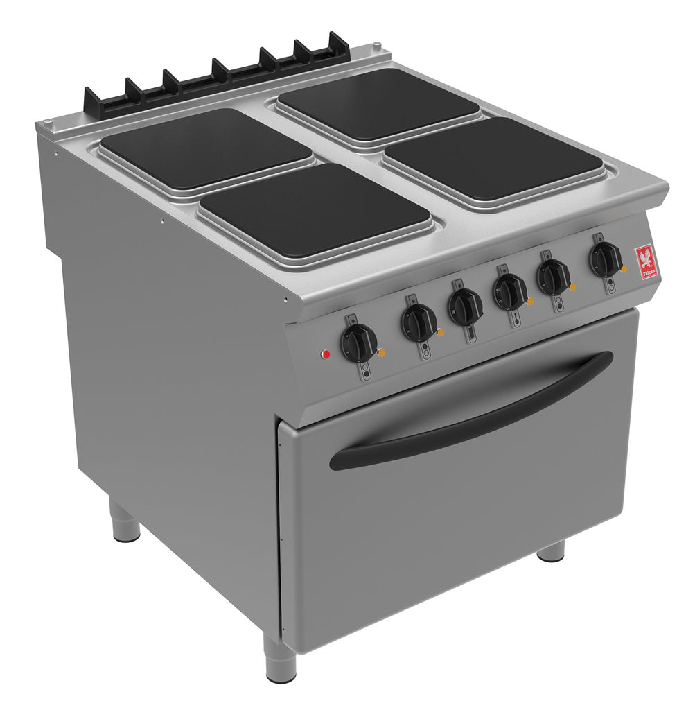 E9184 - Four Hotplate Electric Oven Range