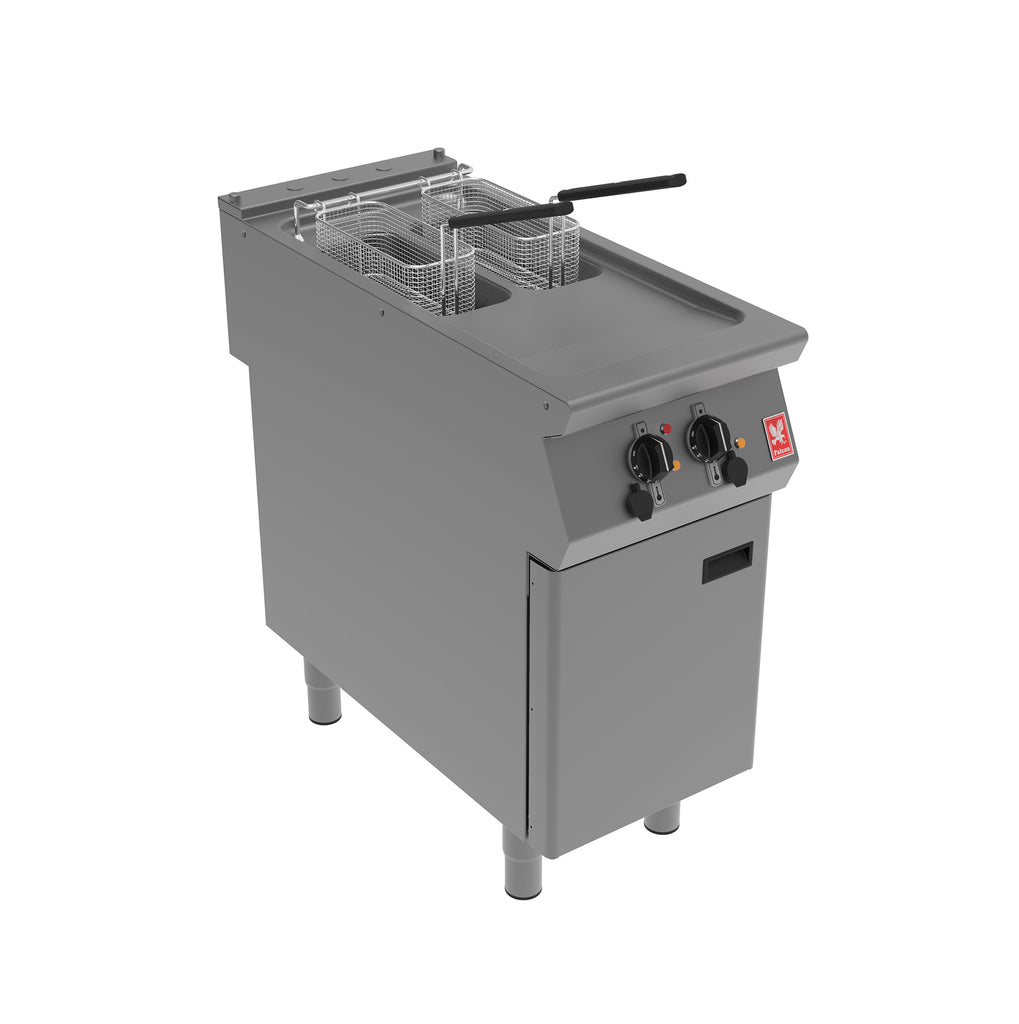 E9342 - Twin Pan Electric Fryer