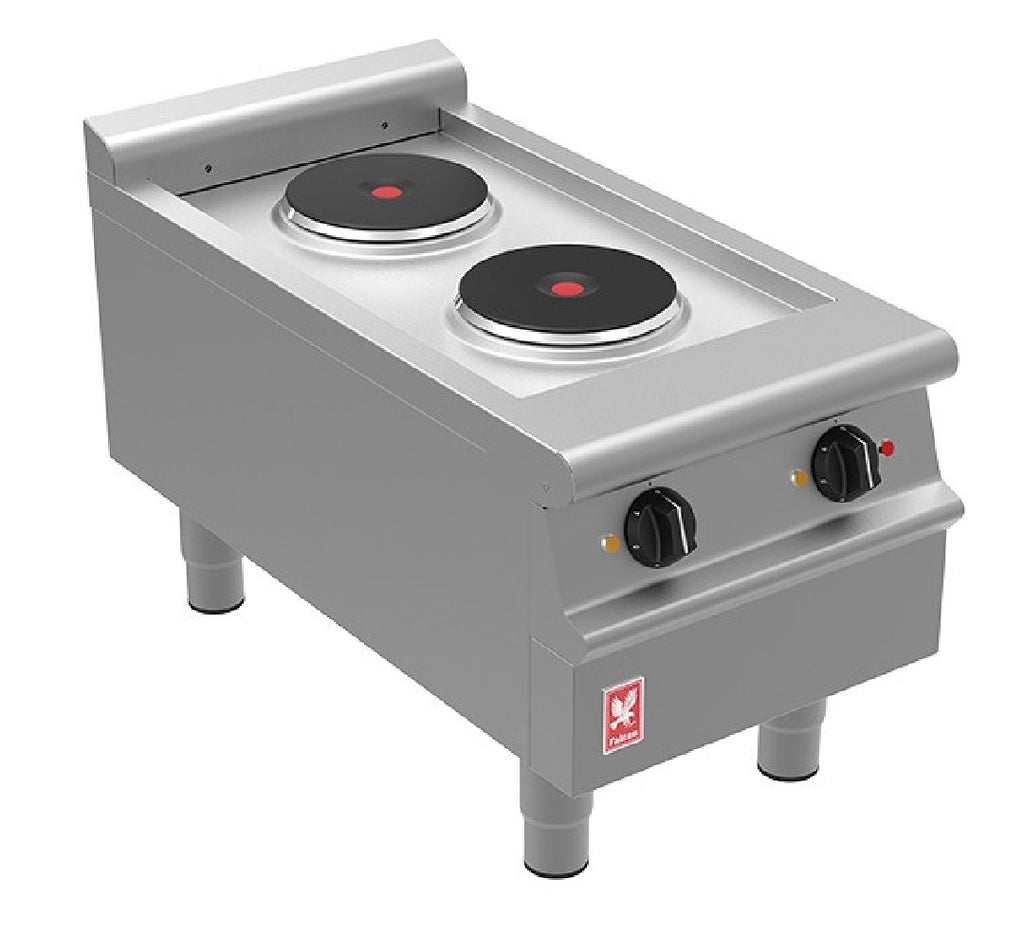 E3122 - Two Hotplate Boiling Top on fixed stand