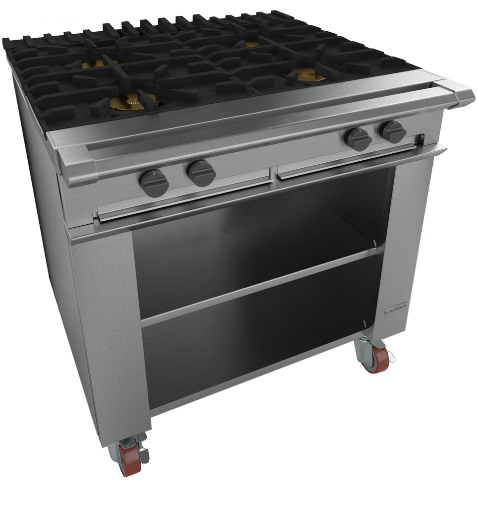 G1026X - Four Burner Boiling Table