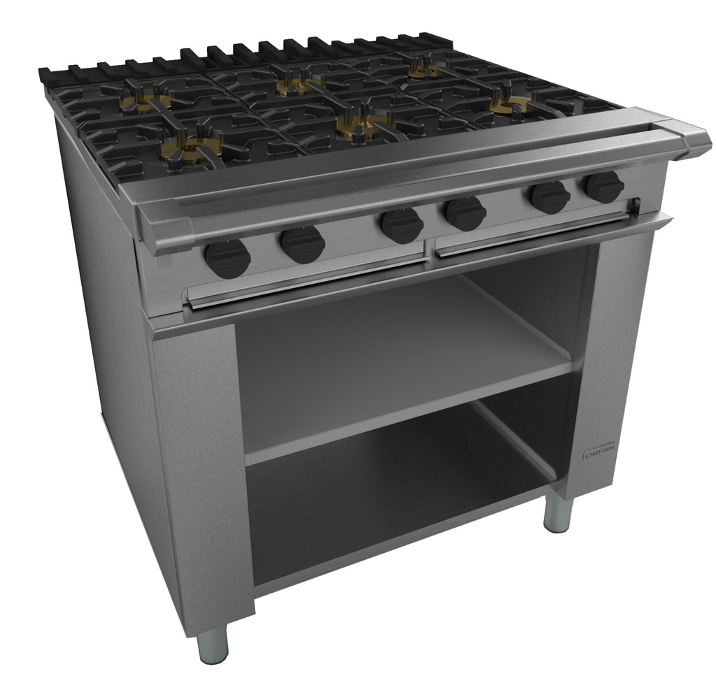 G1060X - Six Burner Boiling Table