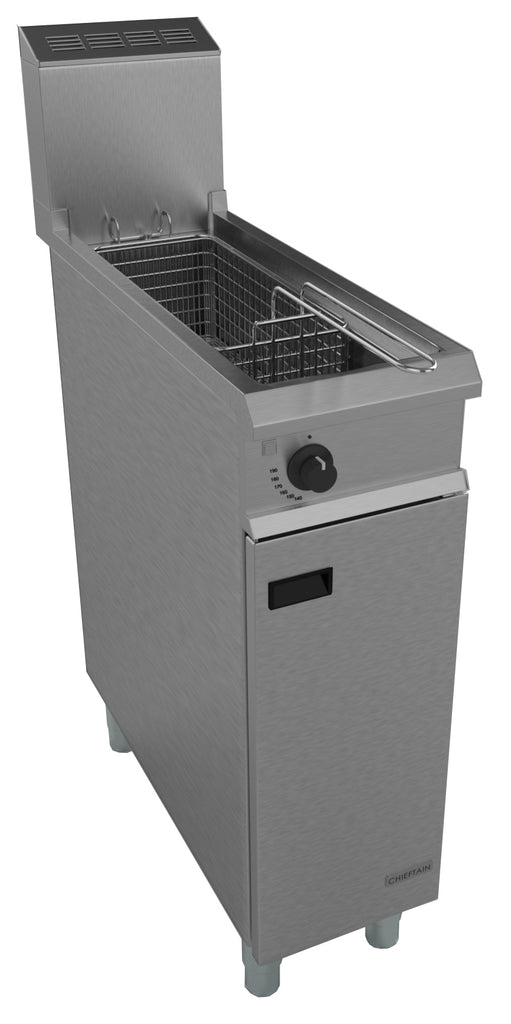 G1808X - Single Pan, Single Basket Fryer