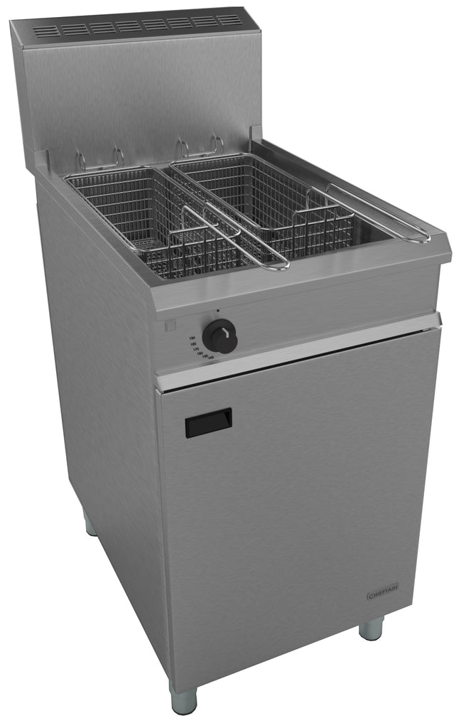 G1838X - Single Pan, Twin Basket Fryer