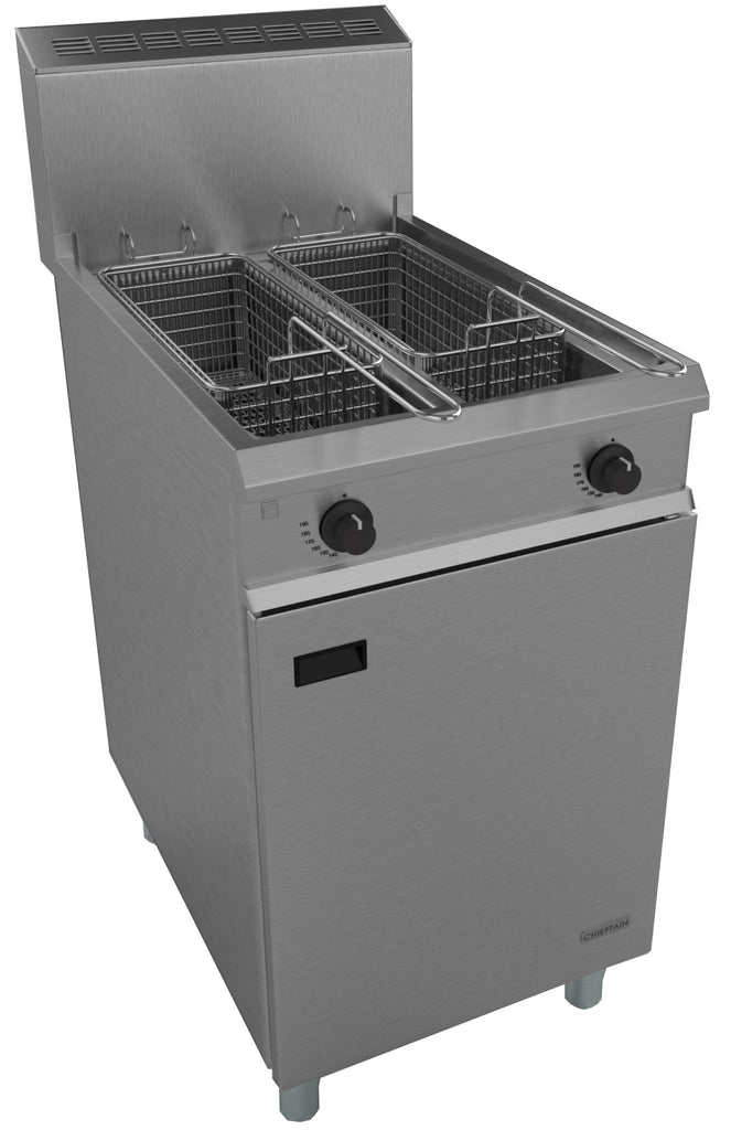 G1848X - Twin Pan, Twin Basket Fryer