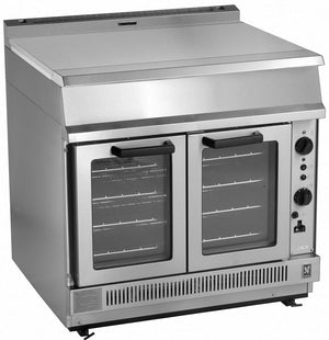 G2112 - Convection Oven on legs