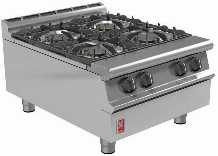 G3124 - Four Burner Boiling Top