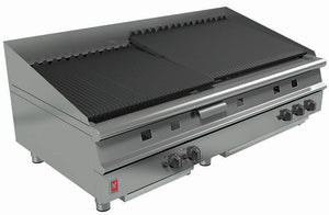 G31525 - Radiant chargrill on fixed stand