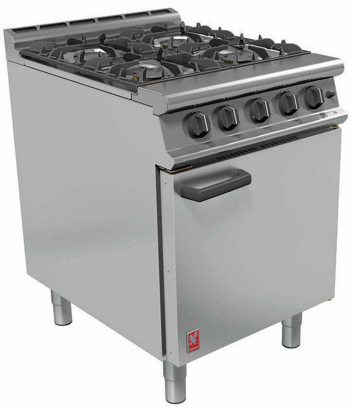 G3161 - Four Burner Open Top Range