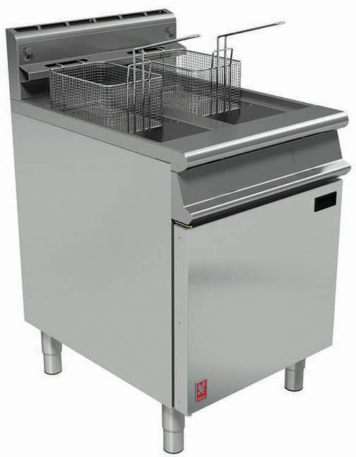 G3865 - Twin Pan, Twin Basket Fryer