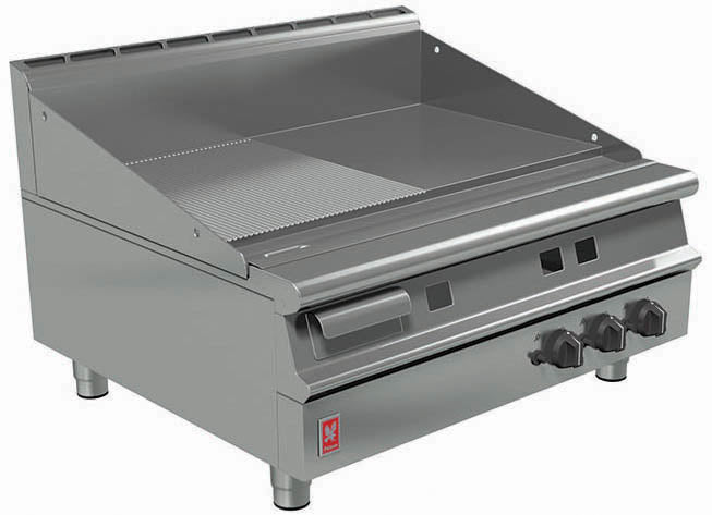 G3941R - Half-ribbed Griddle