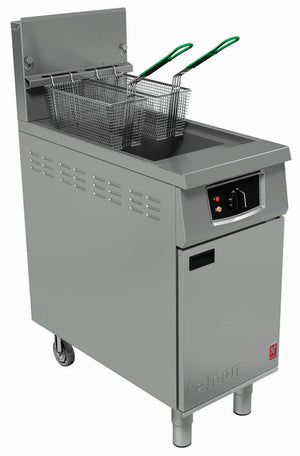 G401F - Single Pan, Twin Basket Fryer