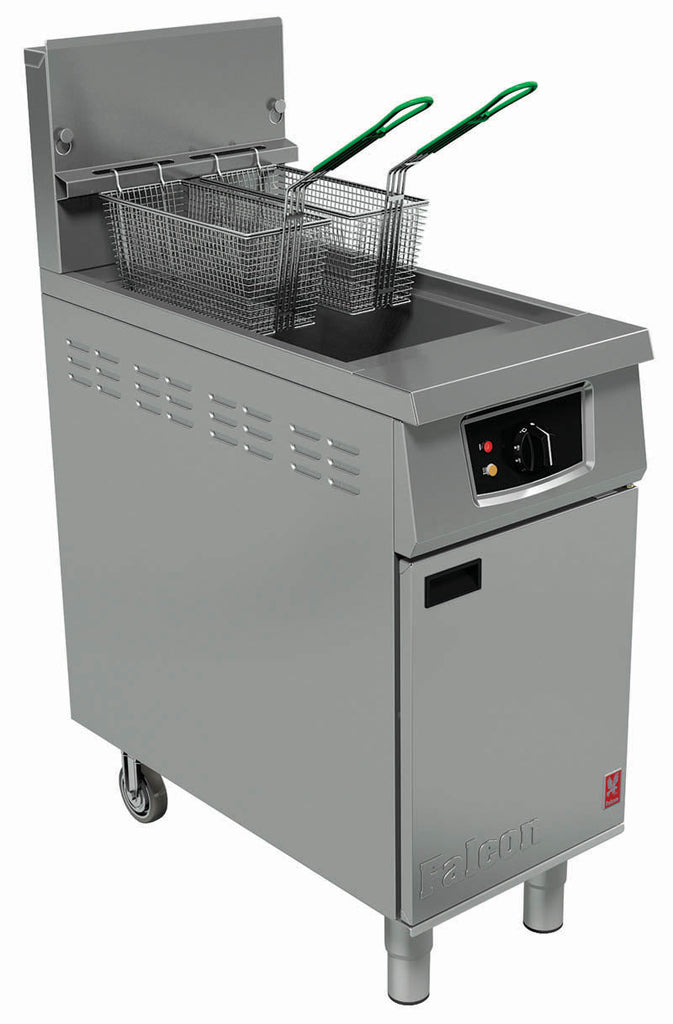 G401 - Single Pan, Twin Basket Fryer without filtration