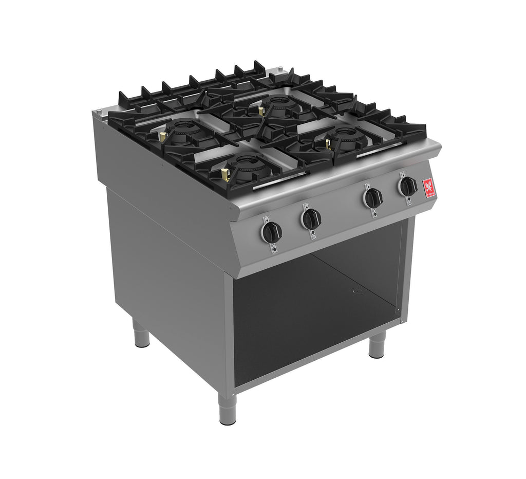 G9084 - Four Burner Gas Boiling Top