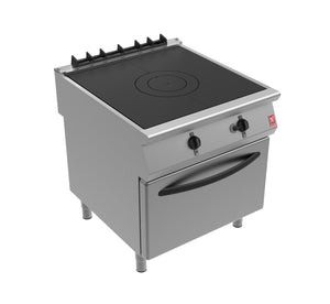 G9181 - Single Bullseye Gas Range