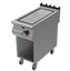 G9541R - Gas Machined steel griddle - ribbed