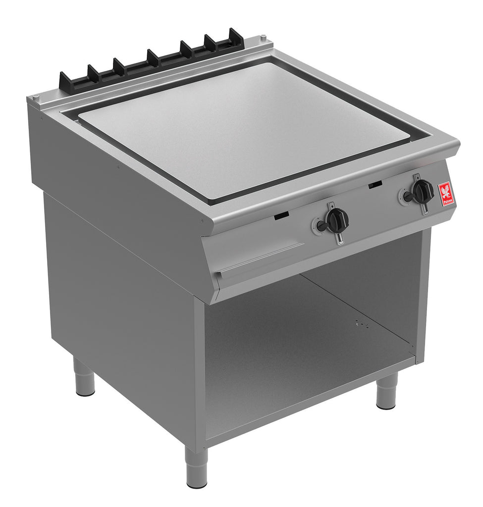 G9581 - Gas Machined steel griddle - smooth
