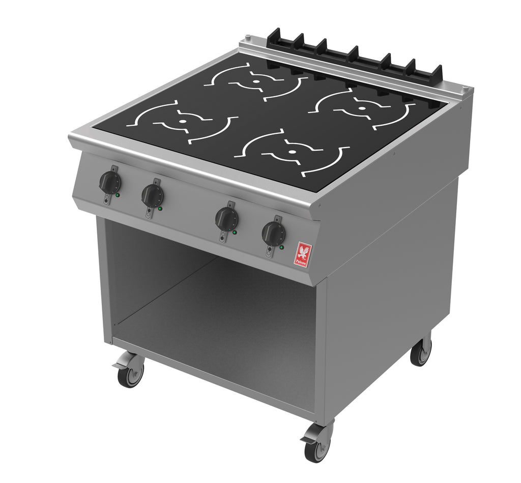 I9085 - Electric Induction Boiling Top - 4 x 5kW zone