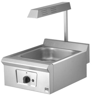 LD60 - Chip Scuttle with heat lamp