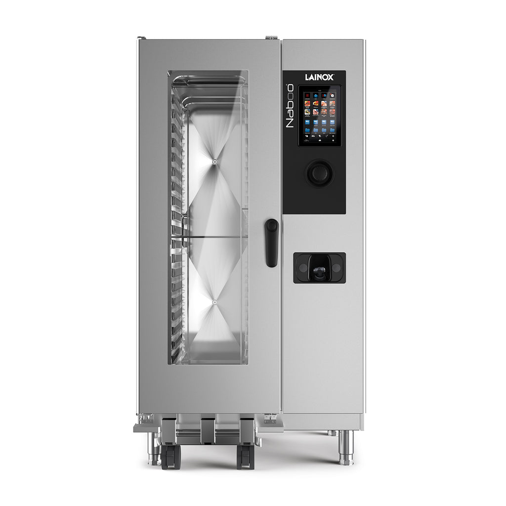 NAEB201R - Electric Combination Oven - Touch screen controls