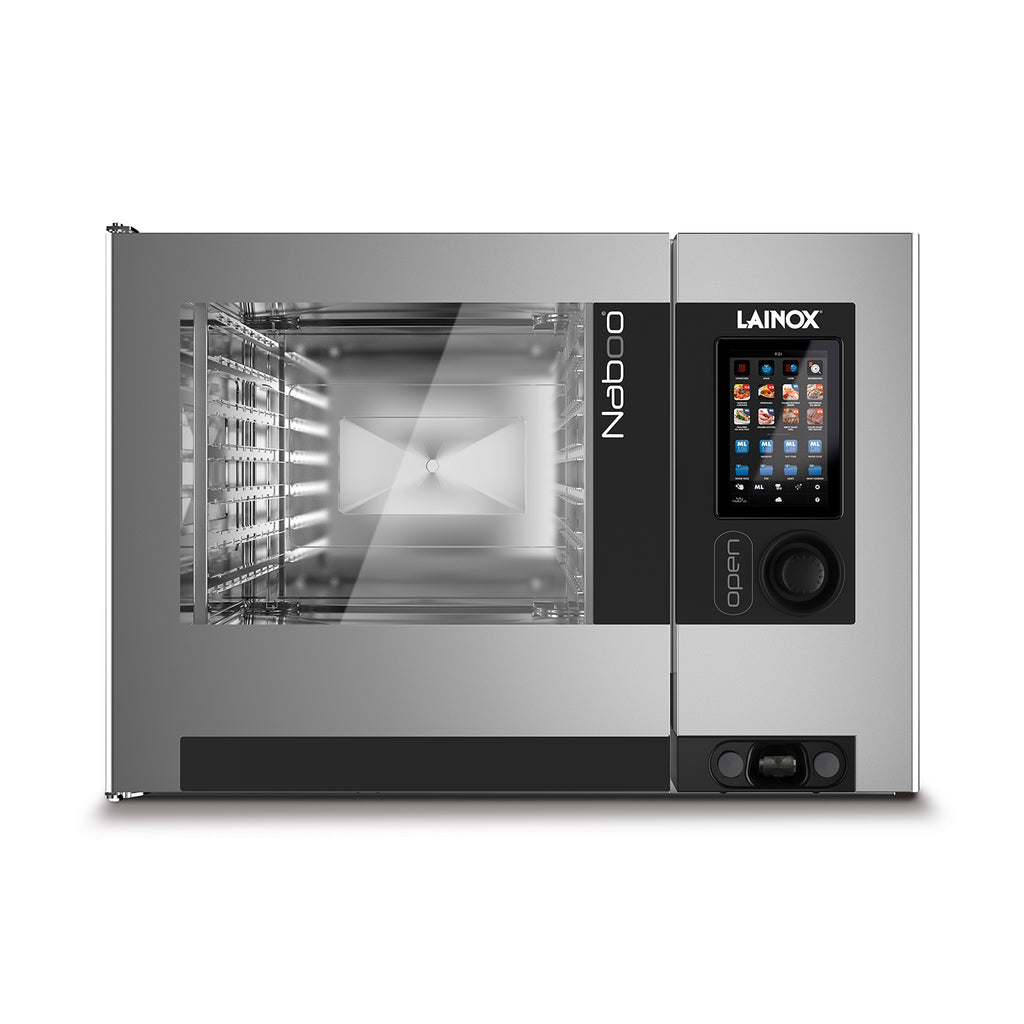 NAGB072R - Gas Combination Oven - Touch screen controls