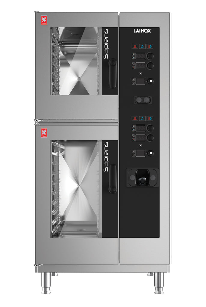 SAEB171R - Electric Combination Oven - Manual controls