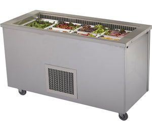 RW40MS - Refrigerated Salad Well