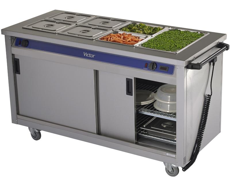 BM40MS - Bains marie hot cupboard