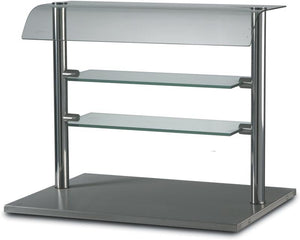 DRAG2 - Synergy drop-in glass shelf display unit