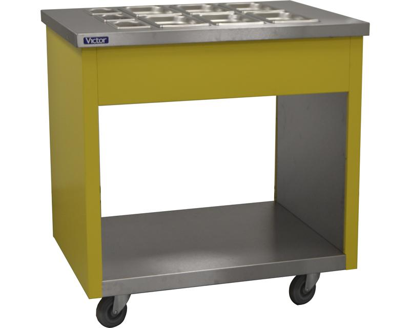 JCT - Jamaican cutlery and tray trolley