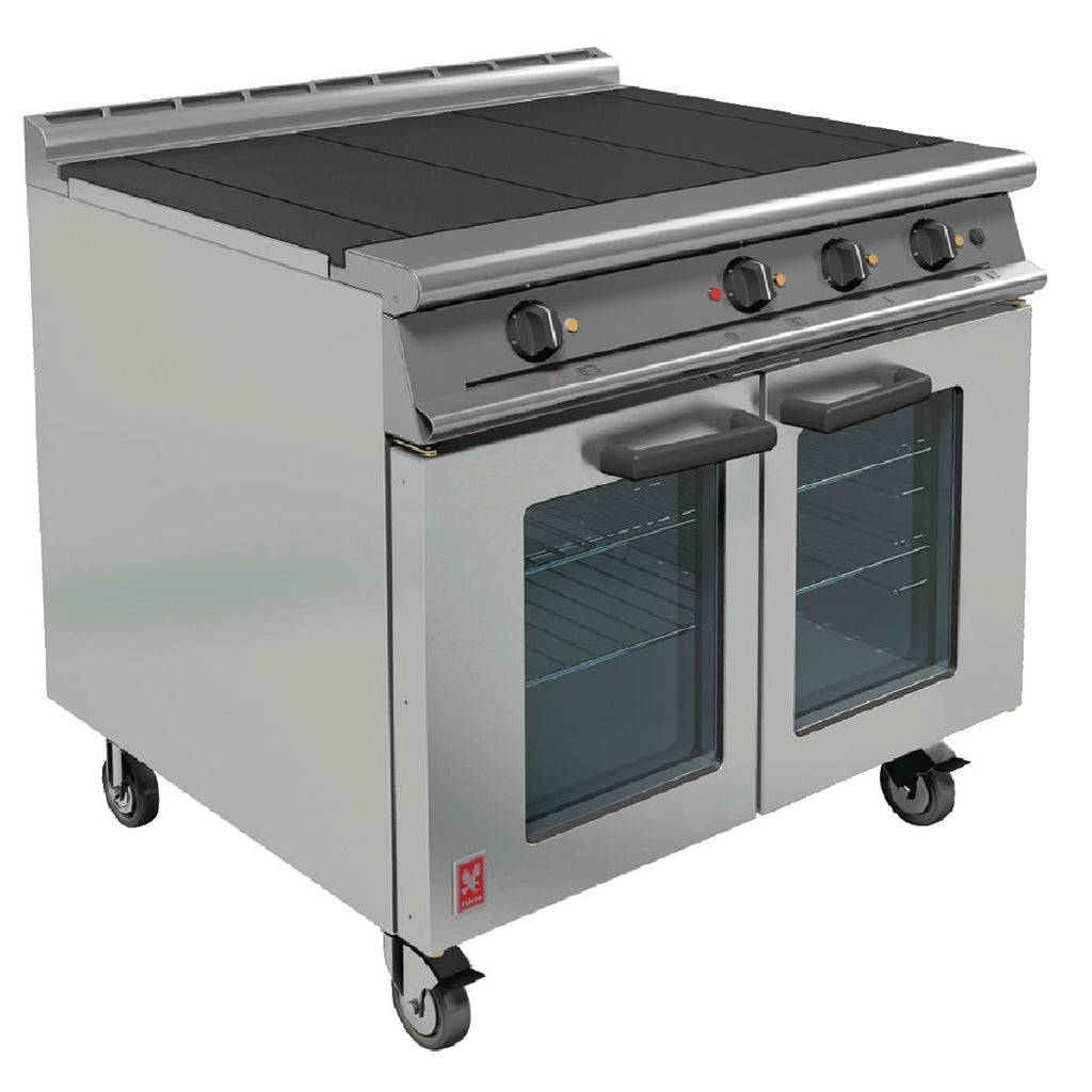 E3101OTC - Three Hotplate Fan-Assisted Oven Range