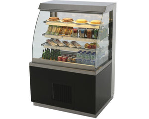 RMR - Optimax refrigerated patisserie assisted service