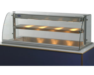 DHDL - Synergy heated deli display