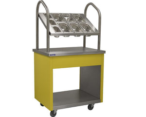 JCTC - Jamaican cutlery and tray trolley