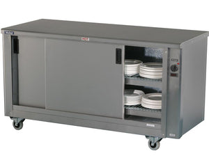 PEER16 - Heavy duty plain top hot cupboard