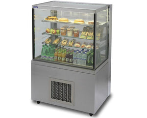 SMR - Optimax SQ refrigerated patisserie assisted service