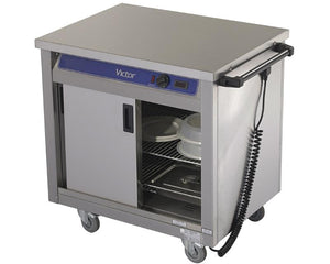 HC20MS - Plain top hot cupboard