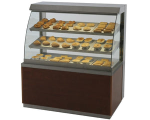 RMH - Optimax heated patisserie assisted service