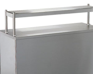 KSST - Kitchen servery overshelf  single tier