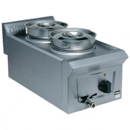 LD34 - Wet Heat Bain Marie (2 stainless steel pots)