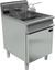 G3860F - Single Pan, Twin Basket Fryer with Filtration