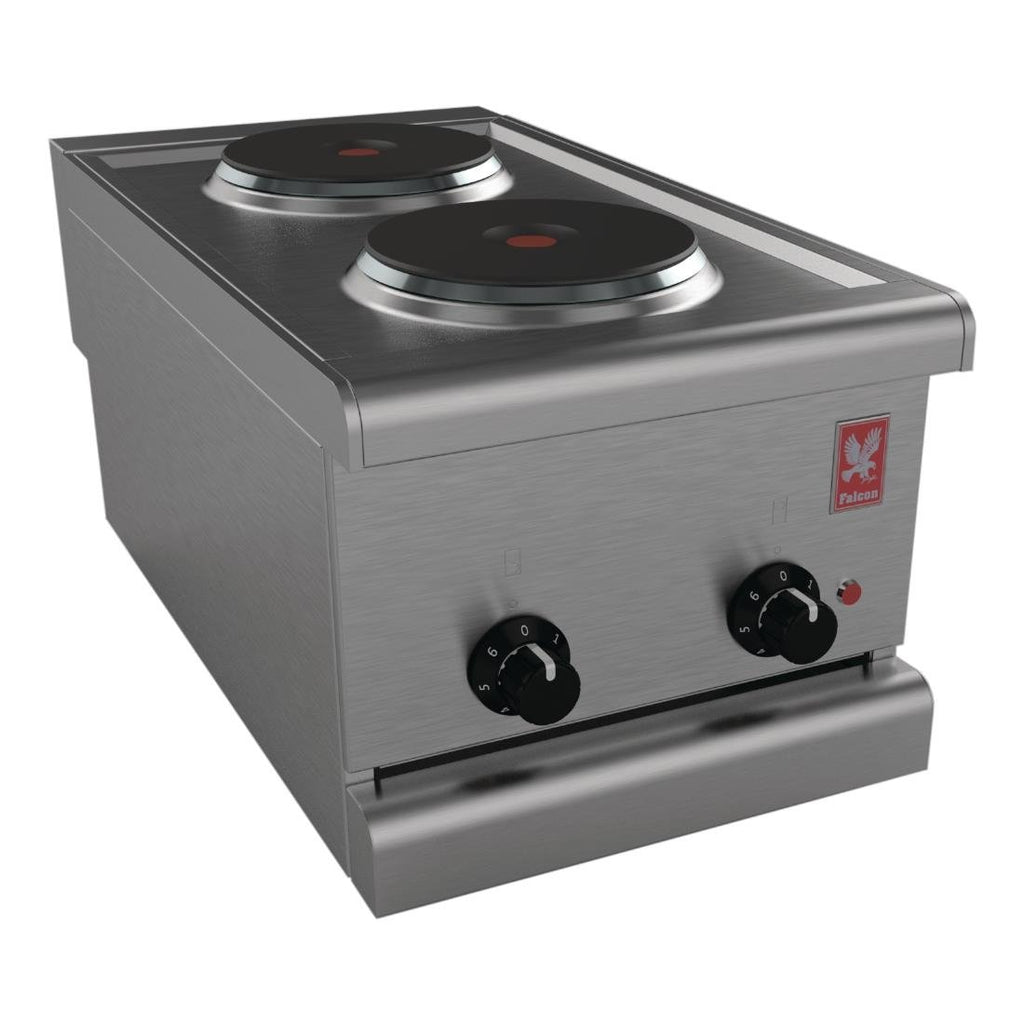 E350/32 - Two Hotplate Boiling Top