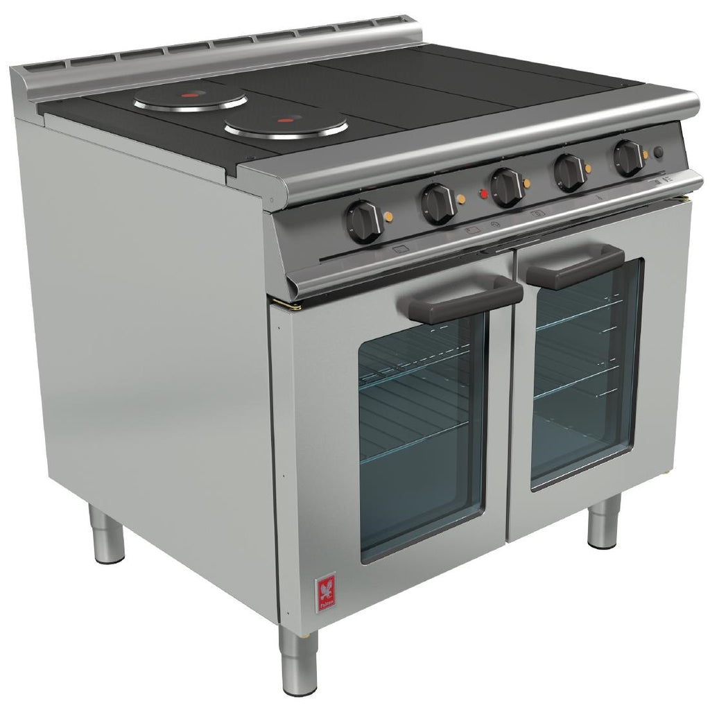 E3101 - Four Hotplate Oven Range