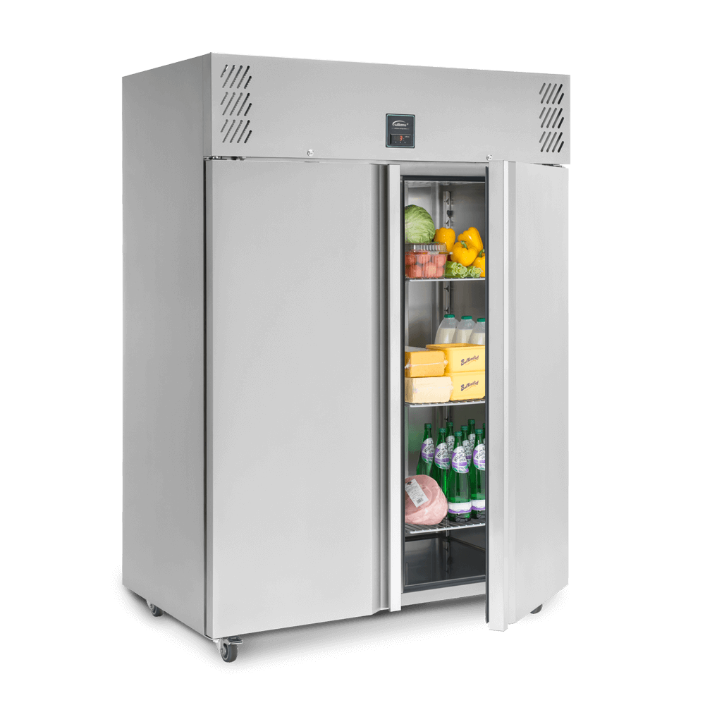 LJ2SA Double Door Freezer