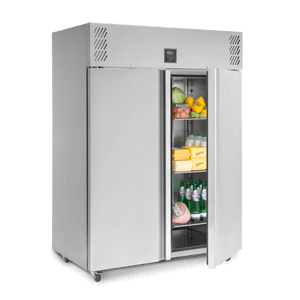 HJ2SA Double Door Refrigerator