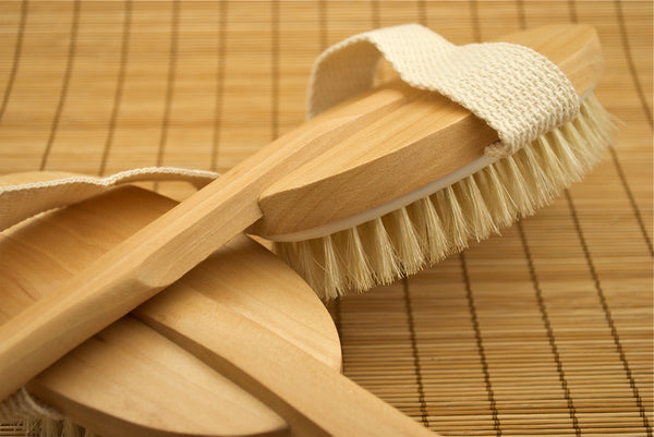 Detachable Back Brush