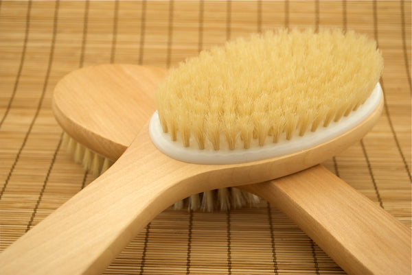 Angled Body Brush