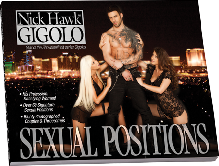 GIGOLO Sexual Positions Book