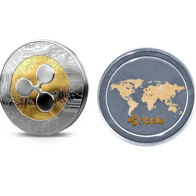 XRP Ripple Crypto Coin